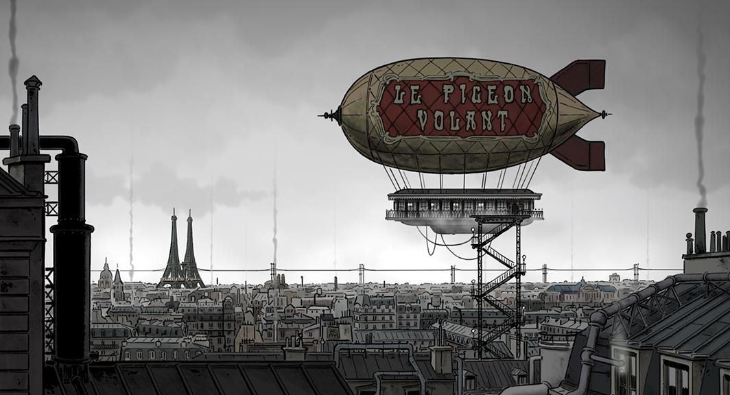 Le Monde de Nemo – Retour vers le CinémaRetour vers le Cinéma
