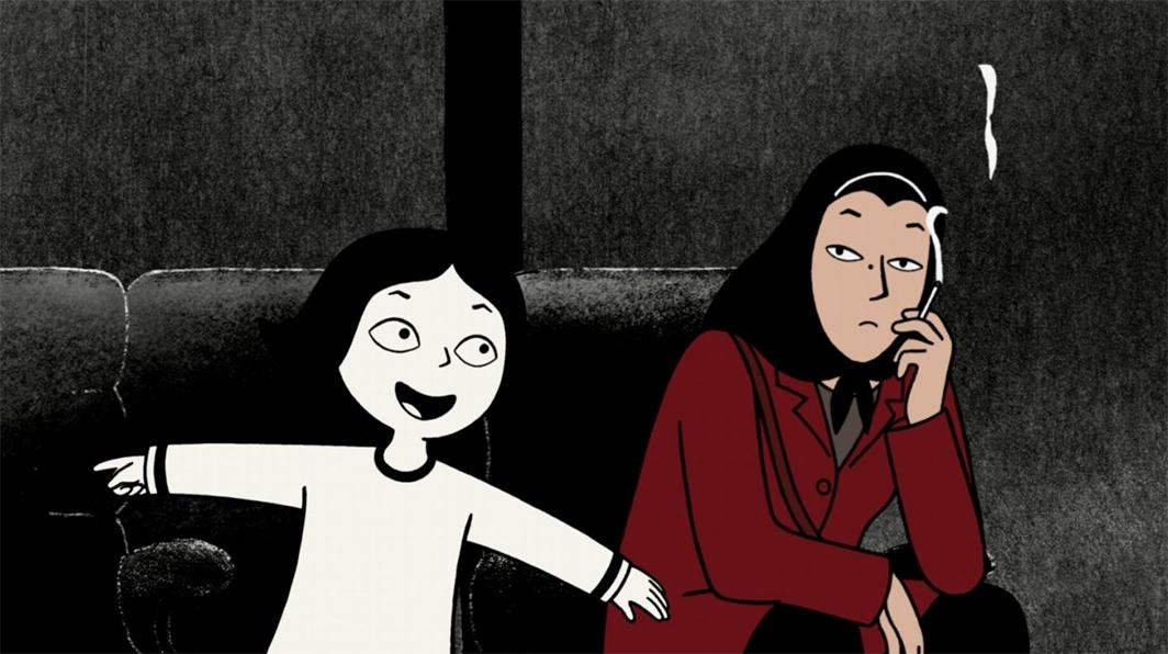 Theartofjoecrouch World Cinema Persepolis 2007 A Review