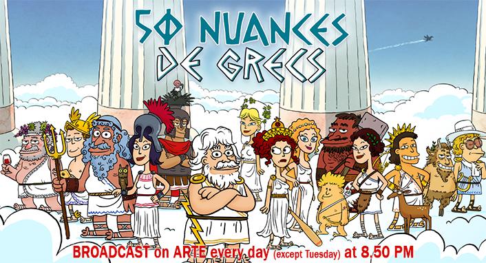 50 Nuances De Grecs - JSBC