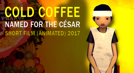 COLD COFFEE - Short Film (animated)